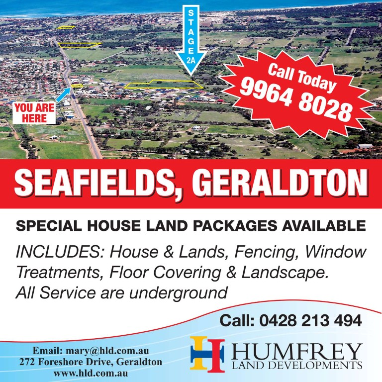 For Sale Seafields PUV 2400x2400