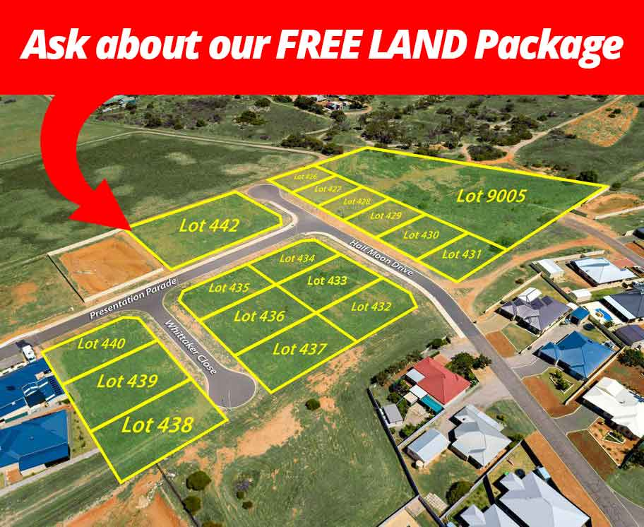 Free Land Package